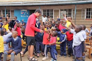 Summer Internship to Kenya
